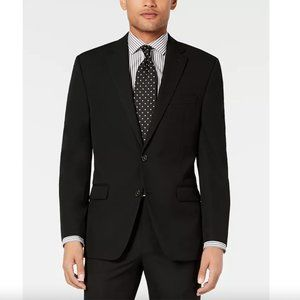 Chaps Classic-Fit Stretch Wrinkle-Resistant Suit